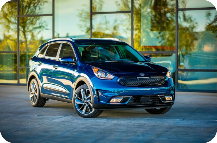 Top 5 2017 Kia Niro Hybrid Facts And Features