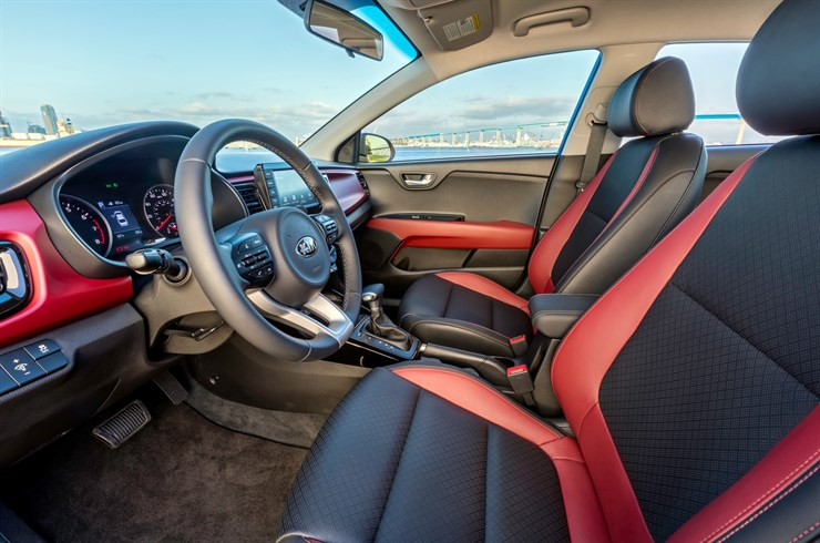 2018 Kia Rio new features and specifications