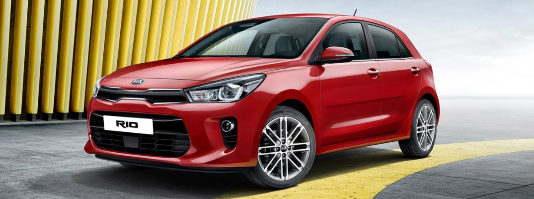 2017 Kia Rio safety rating and driver assistance features