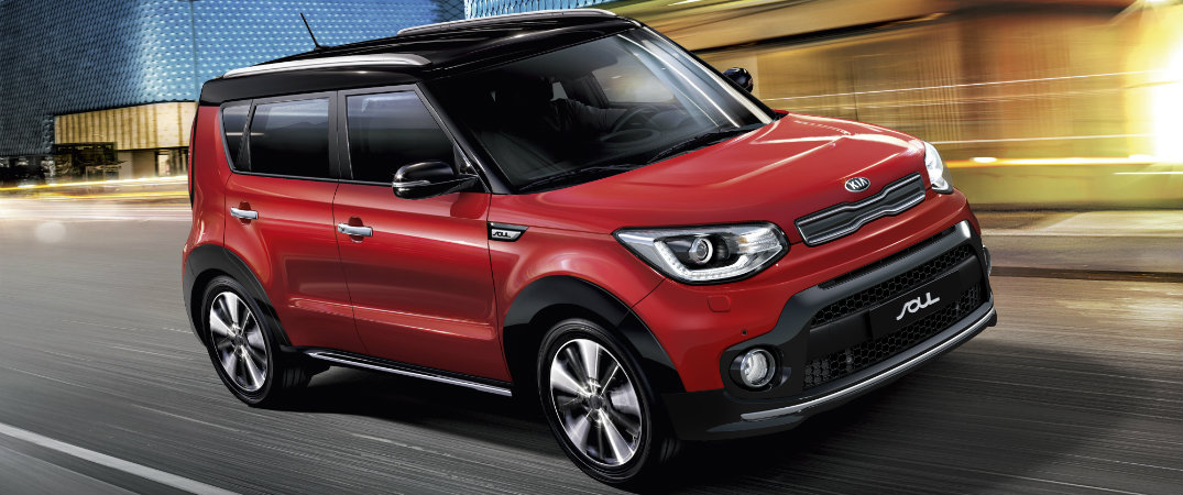 2017 Kia Soul named to KBB Top 10 Coolest Cars under $18,000