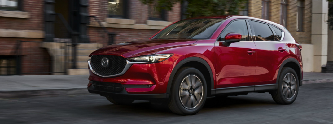 What s new in the 2017 mazda cx 5 for South motors mazda service