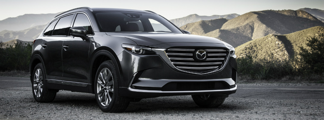 What's new for the 2017 Mazda CX-9?