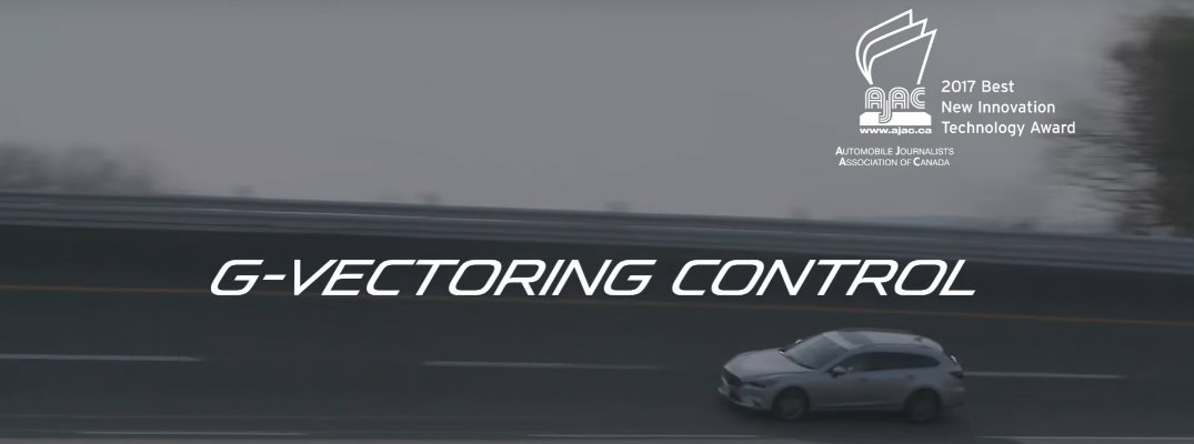 Mazda G-Vectoring Control wins Best New Innovation Technology for 2017