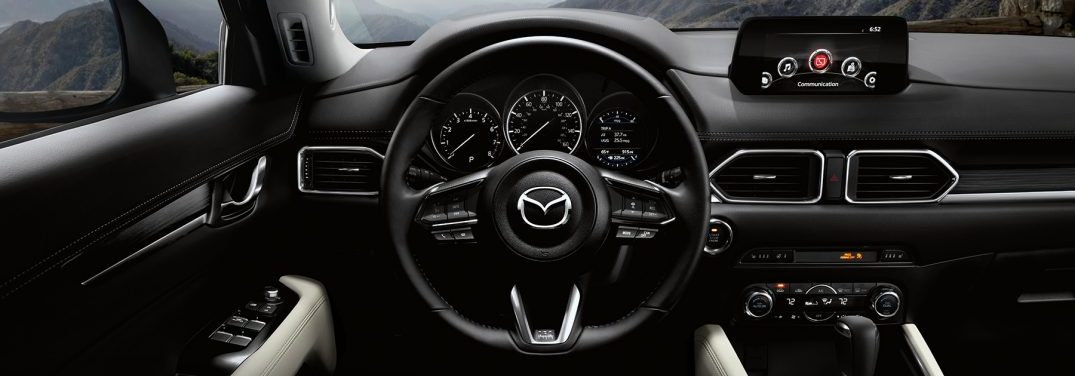 New Technology featured on the 2017 Mazda CX-5