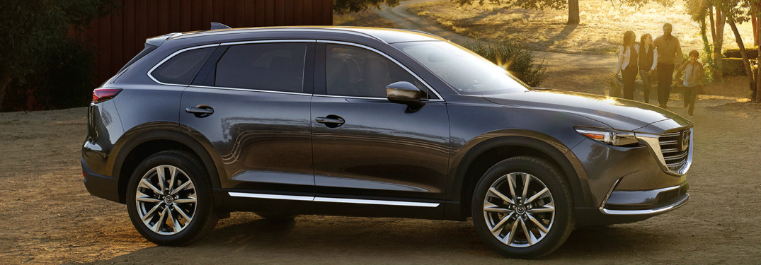 what are the trims and pricing for the 2018 mazda cx 9. Black Bedroom Furniture Sets. Home Design Ideas