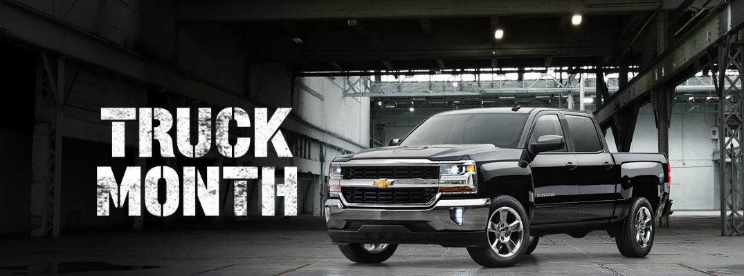 Truck Month Sale At Harold Chevrolet Buick