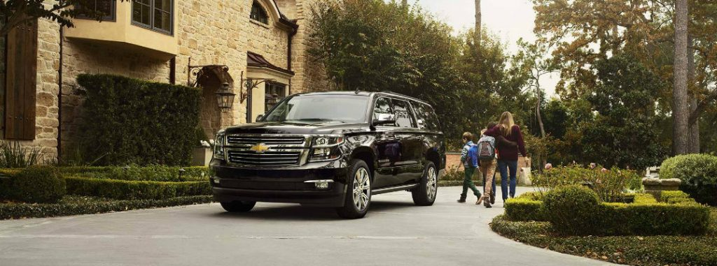 2017 chevrolet suburban cargo volume and seating capacity. Black Bedroom Furniture Sets. Home Design Ideas