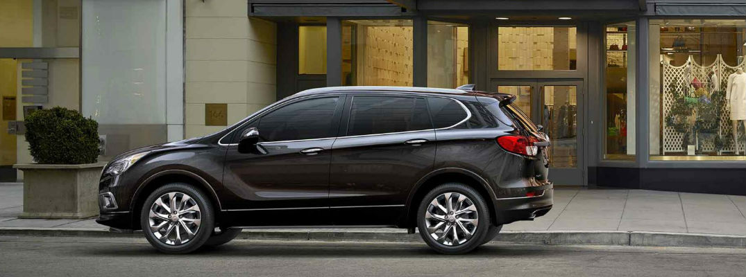 Top 6 Instagram Photos of the Buick Envision