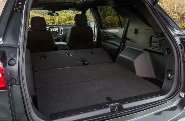 2018 Chevy Equinox Passenger and Cargo Space