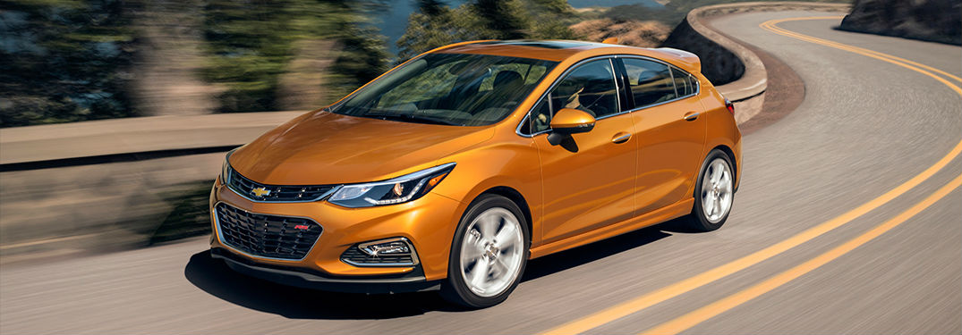 2018 Chevy Cruze features and options