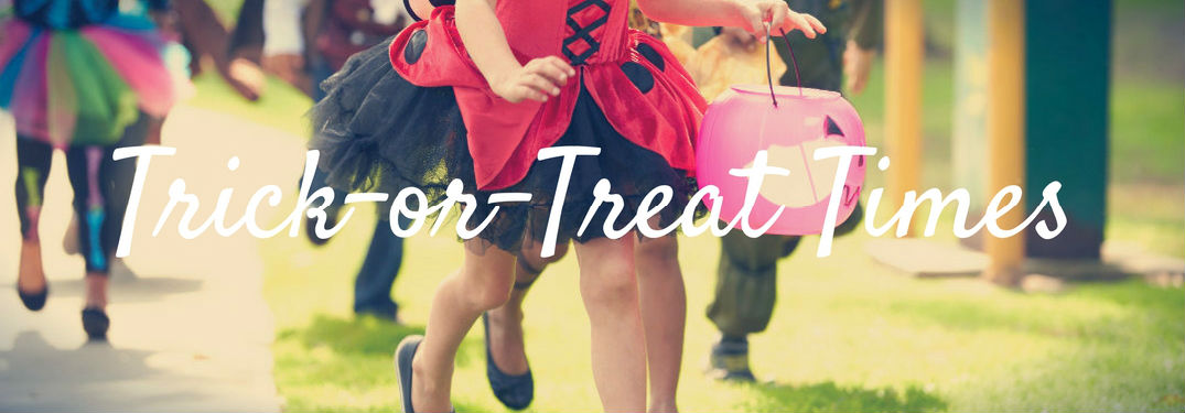 List of 2017 Trick-or-Treat times and events in Angola, IN
