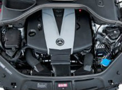 mercedes-Benz CPO engine warranty