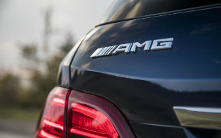 2017 Mercees-Benz AMG LE43 SUV  features