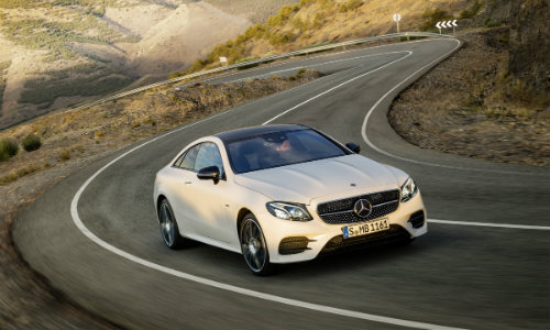 2018 mercedes-benz e-class coupe performance