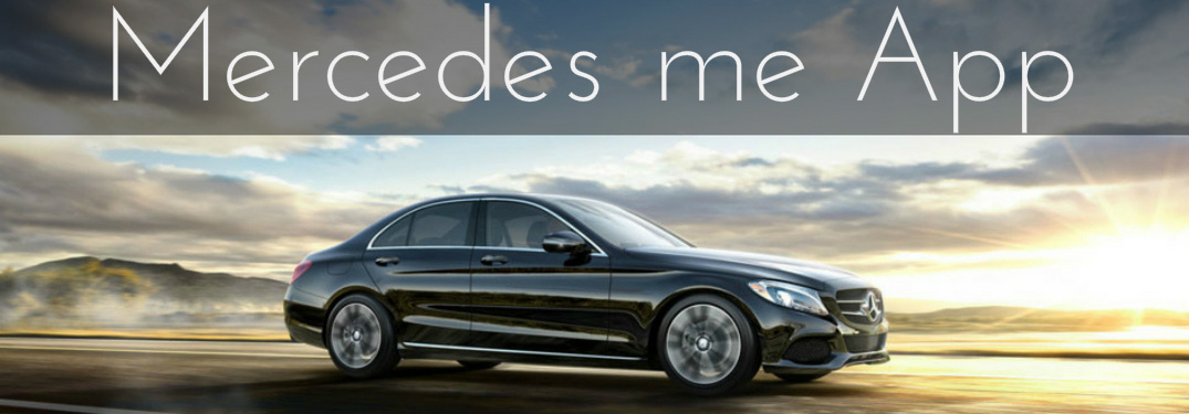 Does mercedes benz have an app for Mercedes benz apps
