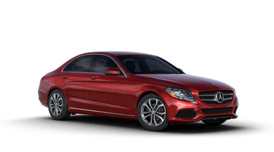 color options for the 2017 mercedes benz c class