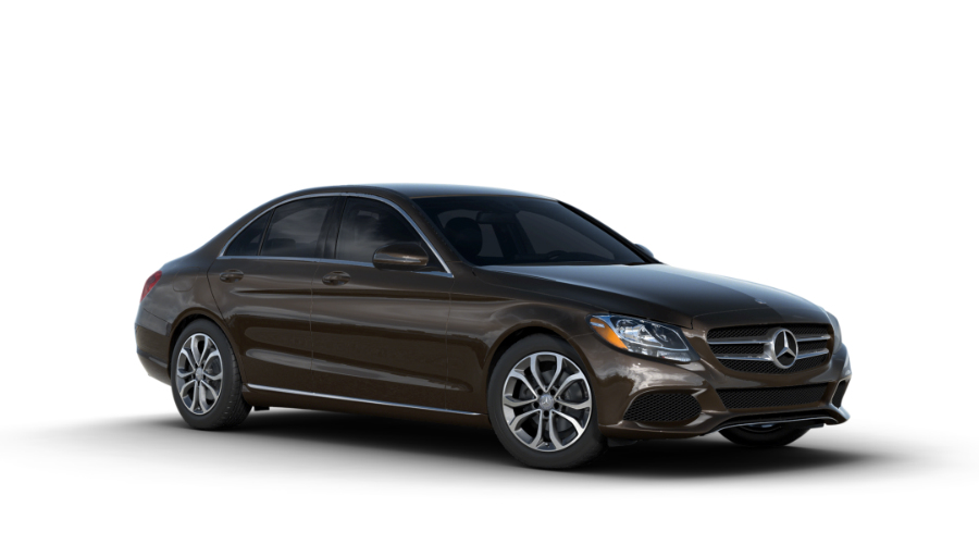 2017 Mercedes-Benz C-Class in Dakota Brown Metallic