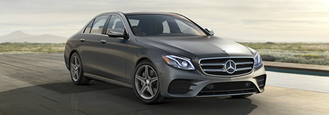 Color Options of the 2017 Mercedes-Benz E-Class