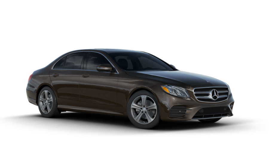 2017 Mercedes-Benz E-Class in Dakota Brown Metallic