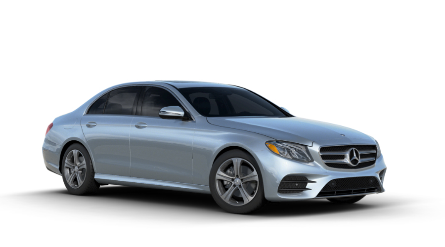 color options of the 2017 mercedes benz e class