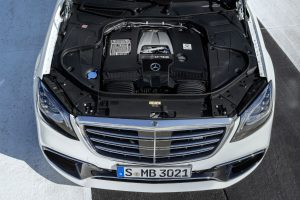 2018 Mercedes-Benz S-Class engine_o
