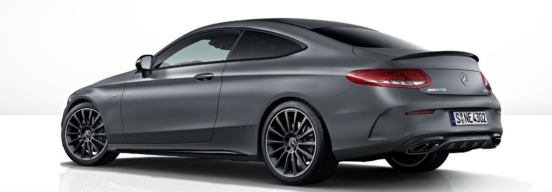 What's New for the New Mercedes-Benz C-Class Coupe?