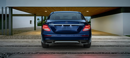 2017 mercedes benz e class new features for Mercedes benz montgomery road