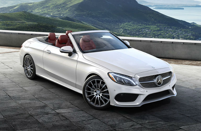 2017 mercedes benz c class cabriolet information. Black Bedroom Furniture Sets. Home Design Ideas