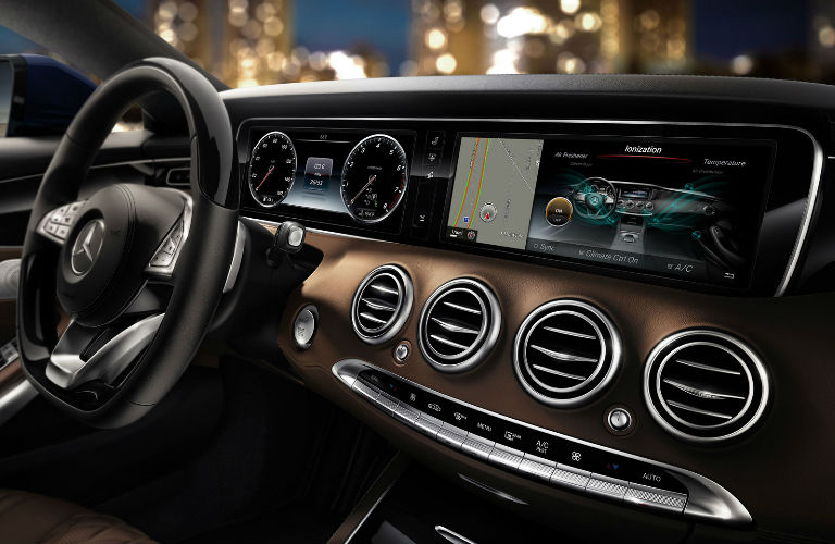 2017 Mercedes Benz S Class Coupe Engine Options