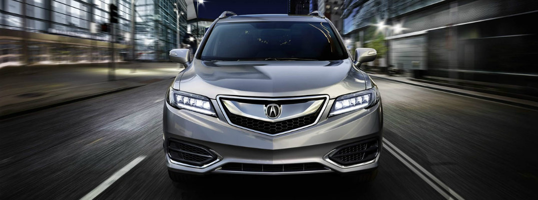 how to use adaptive cruise control in 2017 Acura RDX
