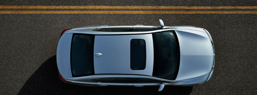 how to use lane keeping assist system in 2017 Acura RLX