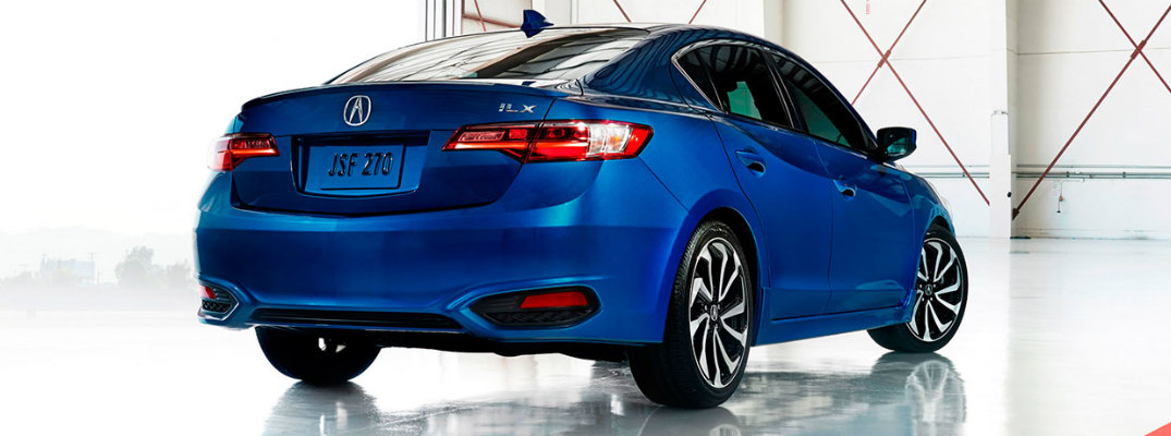 2017 Acura ILX Technology Plus vs A-SPEC