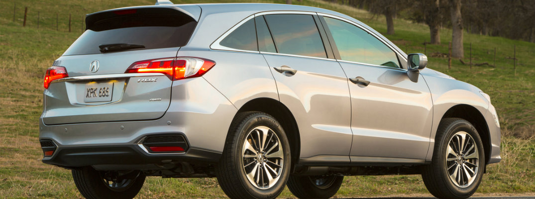 2018 Acura RDX features and performance specs