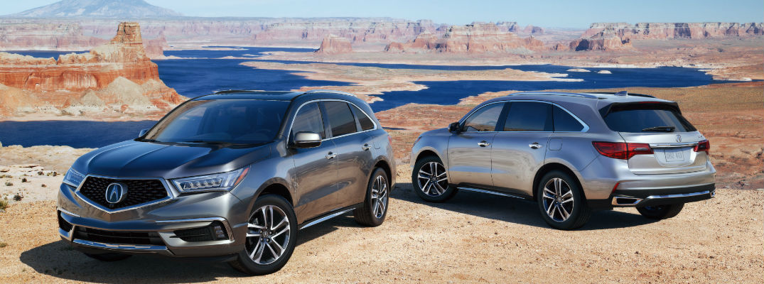 Towing capacity for the 2017 Acura MDX