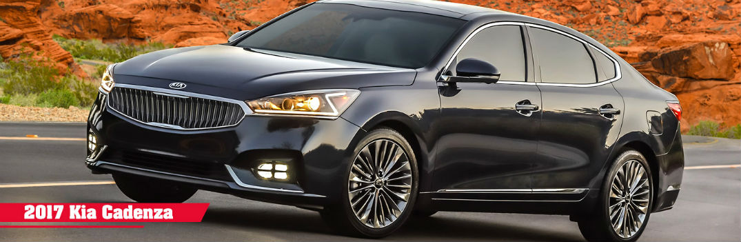 2017 Kia Cadenza Technology Features