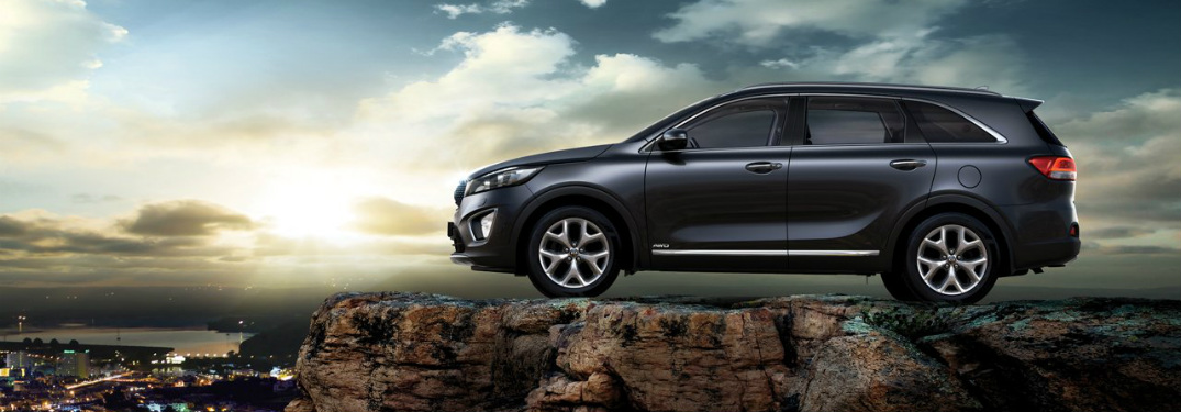 What Colors Does the 2018 Kia Sorento Come in?