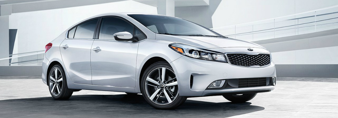 What Colors Does the 2017 Kia Forte Come in?