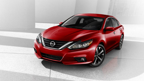 2017 Nissan Altima at Nissan of Melbourne
