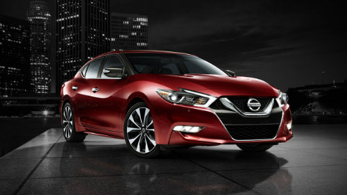 2017 Nissan Maxima at Nissan of Melbourne