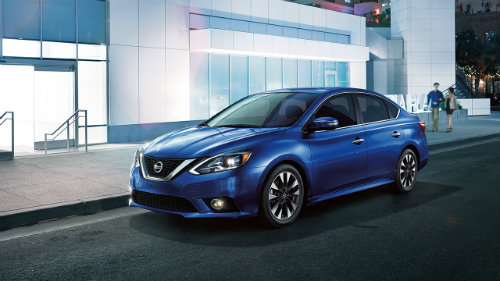 Discounted Nissan Sentra in Melbourne FL