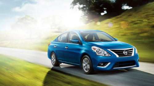 Discounted Nissan Versa in Melbourne FL