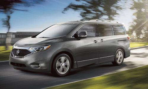 2016 Nissan Quest engine specifications and performance