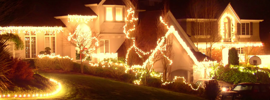 places to see Christmas lights near Melbourne FL