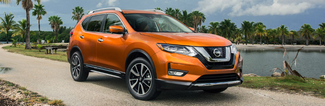Top 8 Nissan Rogue Photos on Instagram