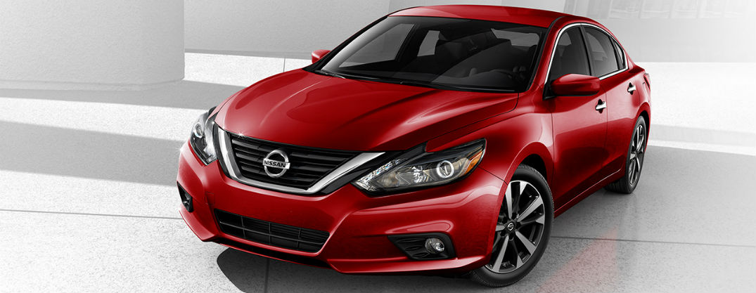 Top 6 Instagram Photos of the 2017 Nissan Altima