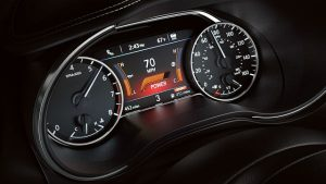 2017 Nissan Maxima power and torque