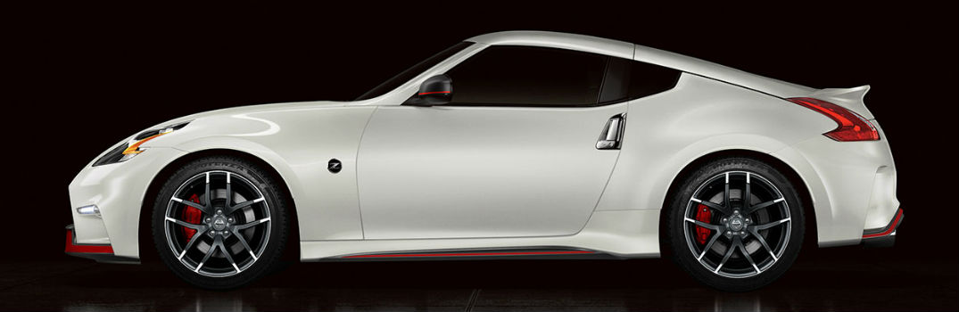2017 Nissan 370Z Power and Performance