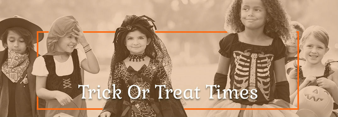 2017 Halloween Events and Trick-or-Treat Times in Melbourne, FL