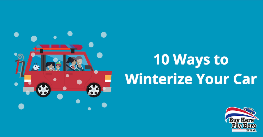 Winterizing Your Car: 10 Ways To Winterize Your Car