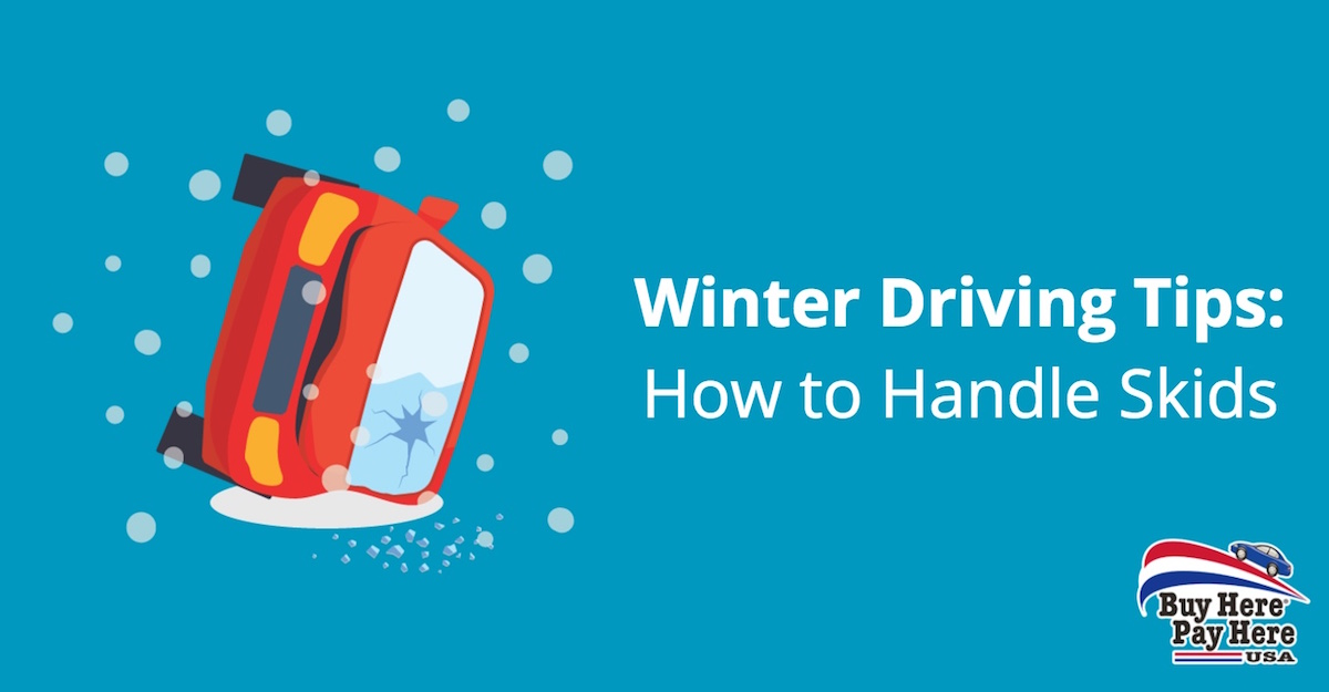 How to Handle Skids - winter driving